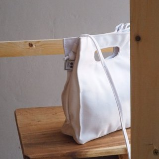 WHITE BOX BAG