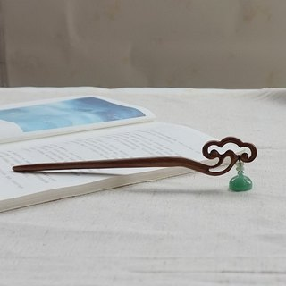 Natural Taomu Xiangyun Yulin Peng classical hairpin