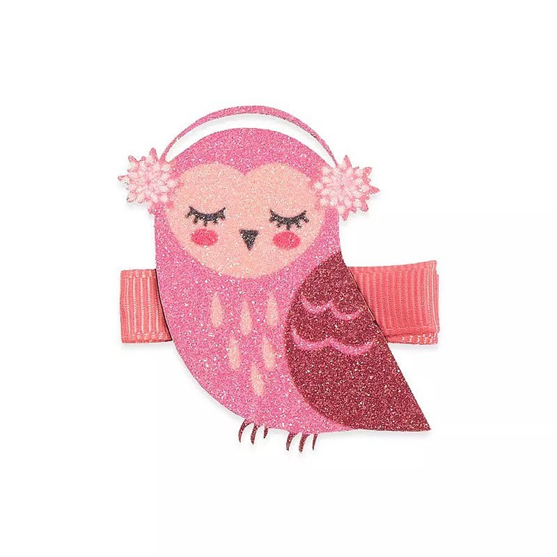 Cutie Bella forest hairpin all-inclusive cloth handmade hair accessories owl