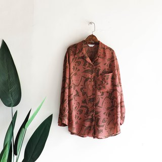 Heshui Mountain - Ehime Pink Tea Youth Day & Vintage Silk Spinning Shirt Shirt Shirt