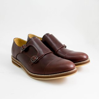 LANNY LANEY / Mamba double button Mengke shoes