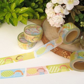 Small mushroom paper tape - Private Message