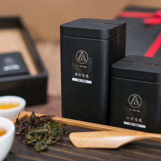 [Simple - Black gift box series] honey red Oolong / Oolong Oolong