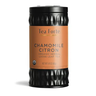 Tea Forte Canned Tea Series - Chamomile Tea