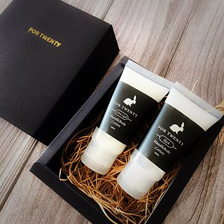 Goody Bag - [Black Gold Gift Box - Day & Night Maintenance Group] Isolation & Deli Daily Physical Sunscreen