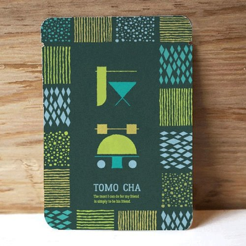 友茶 TOMOCHA|ごあいさつ茶(Designers Goencha Tea Battle)
