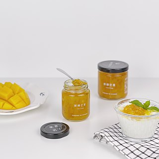 Fruit Man │ Fresh Mango Jam - Summer Limited