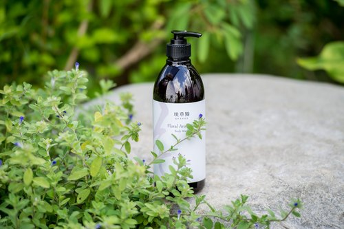Flower ‧ soothing bath liquid 500ml