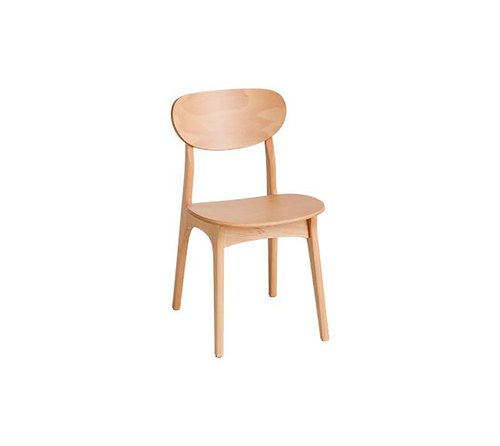 Chair stool. Card music chair, six color optional - [love door]