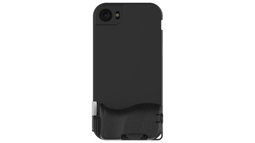 ! SNAP 7 Series Phone Case - Black (for iPhone 7/6 / 6s)