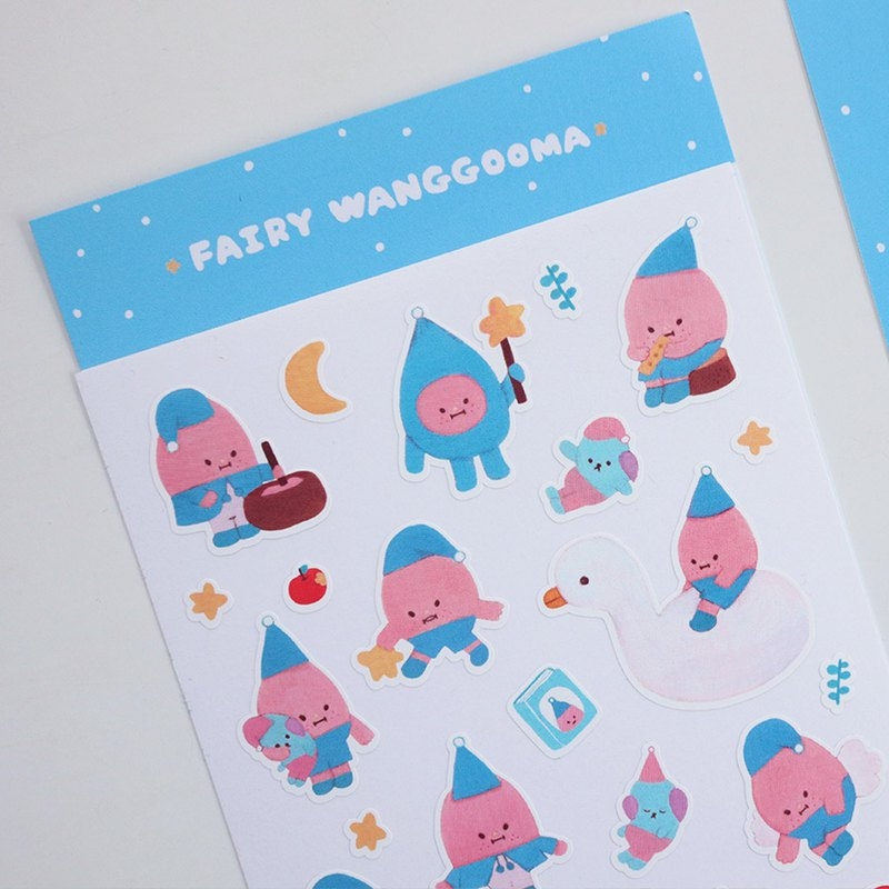 fairy wanggooma sticker