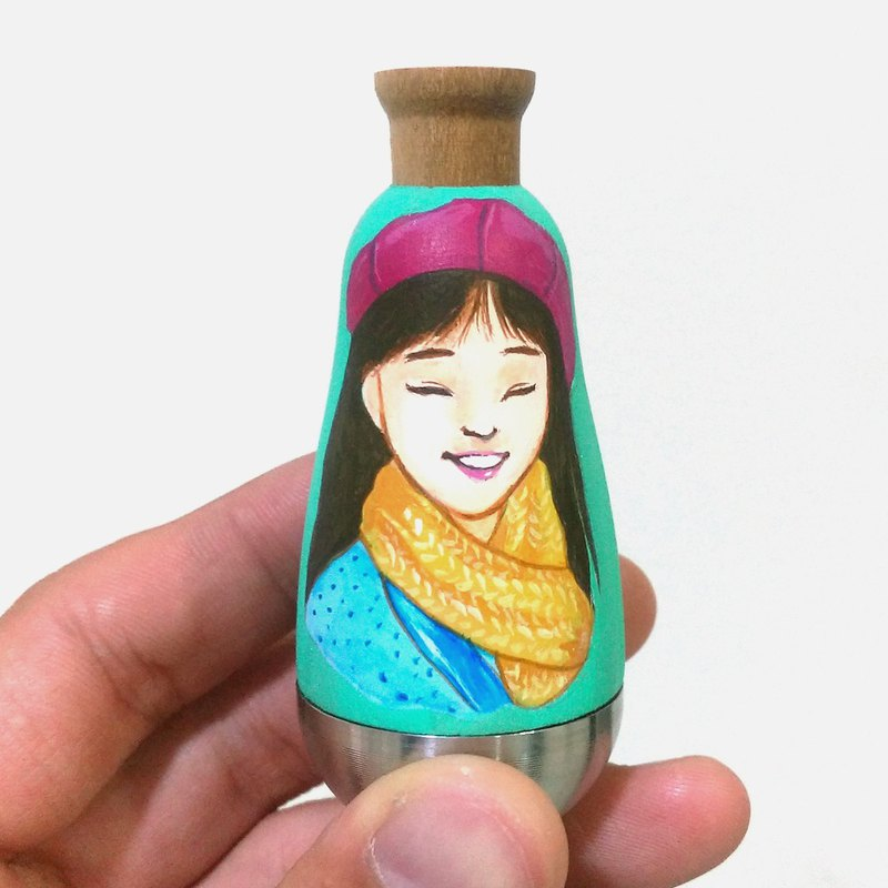 Wen Sendi – Customized KAZOO doll for portrait pets