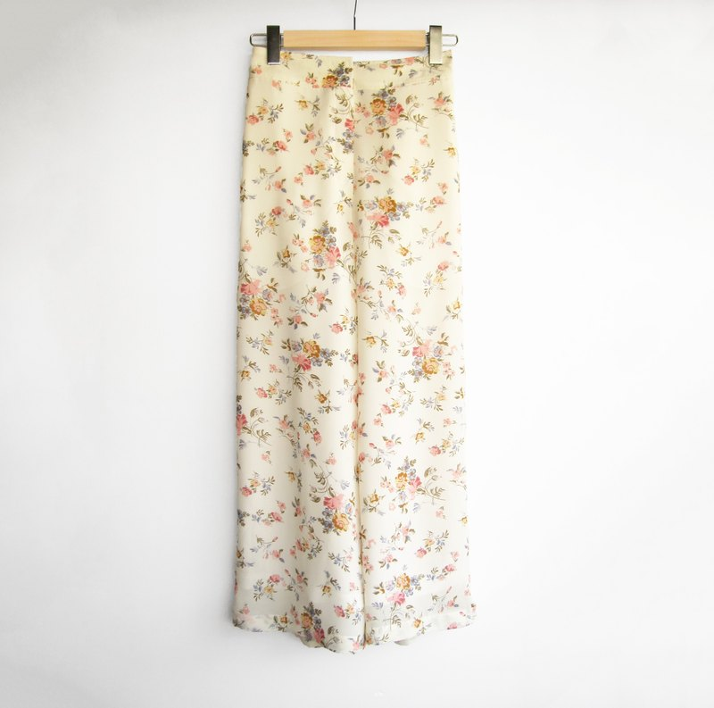 Spring and summer, Liu warm pants length and width Huachun