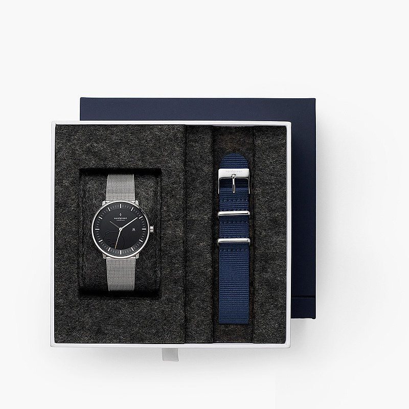 [Nordgreen] Kakao Friends x Philosopher Moonlight UnionPay Watch Gift Set