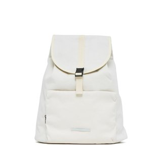 Roaming Series-13吋Simplified Constraint Backpack-Bright White-RBP232WH