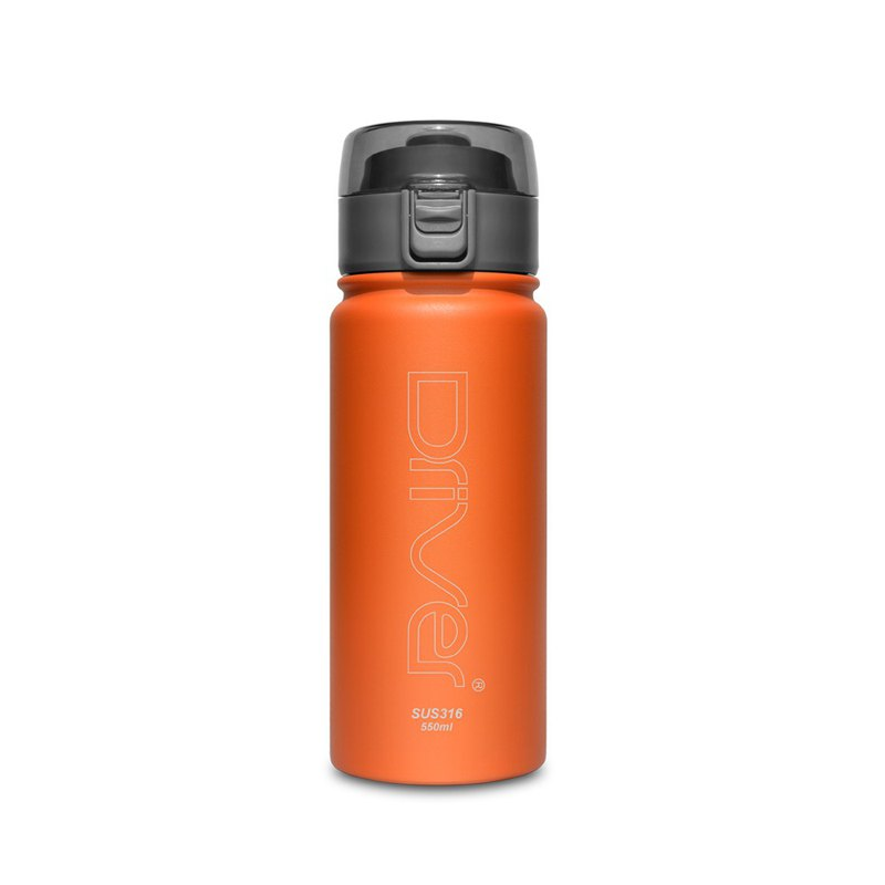 Driver Bouncing Cup 550ml-Hermes Orange