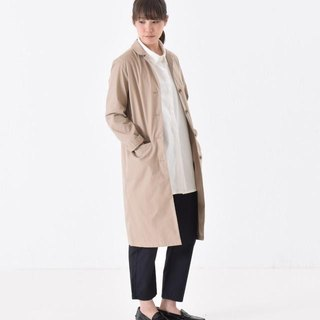 米色工作服外套 cotton work coat