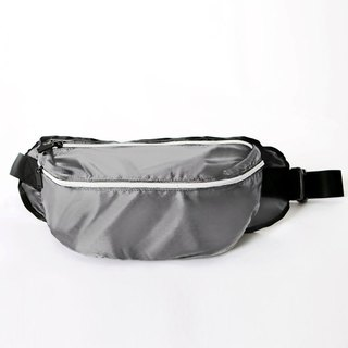 Hatchback / pocket dual-use package. gray