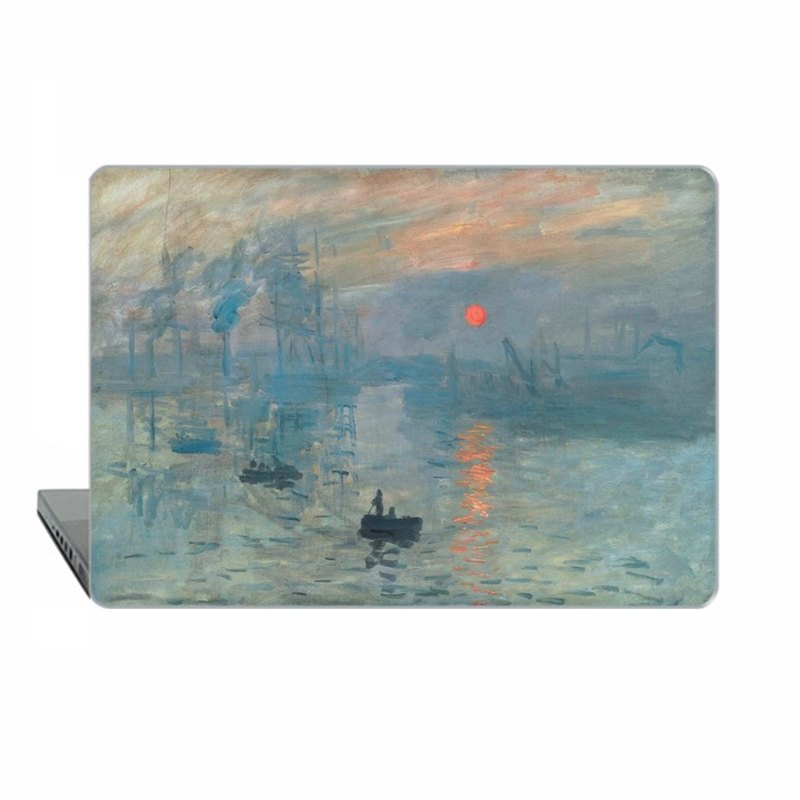 Claude Monet MacBook case MacBook Air MacBook Pro Retina MacBook Pro case  1512