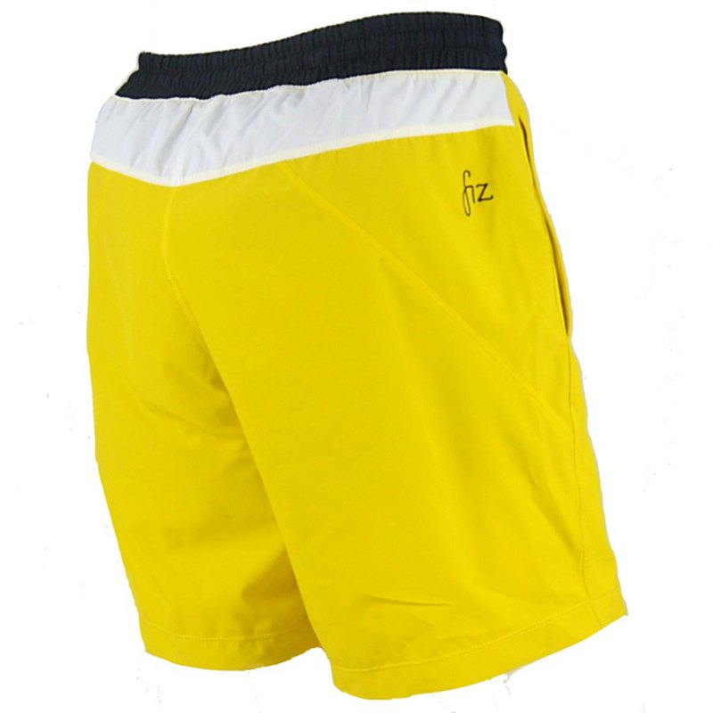 FIZ - Multi Function Shorts (Navy &white &Yellow) with free bag