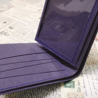 bi-fold photo wallet washable pager (customizable)