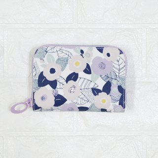 Play cloth hand made. Japanese coin change folder waterproof cloth short wallet wallet purse