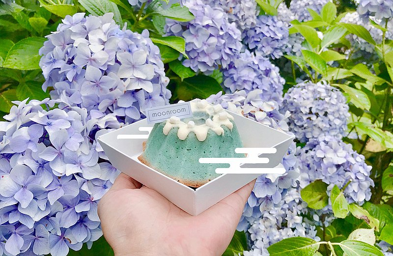 山形常溫蛋糕 / 富士雪山