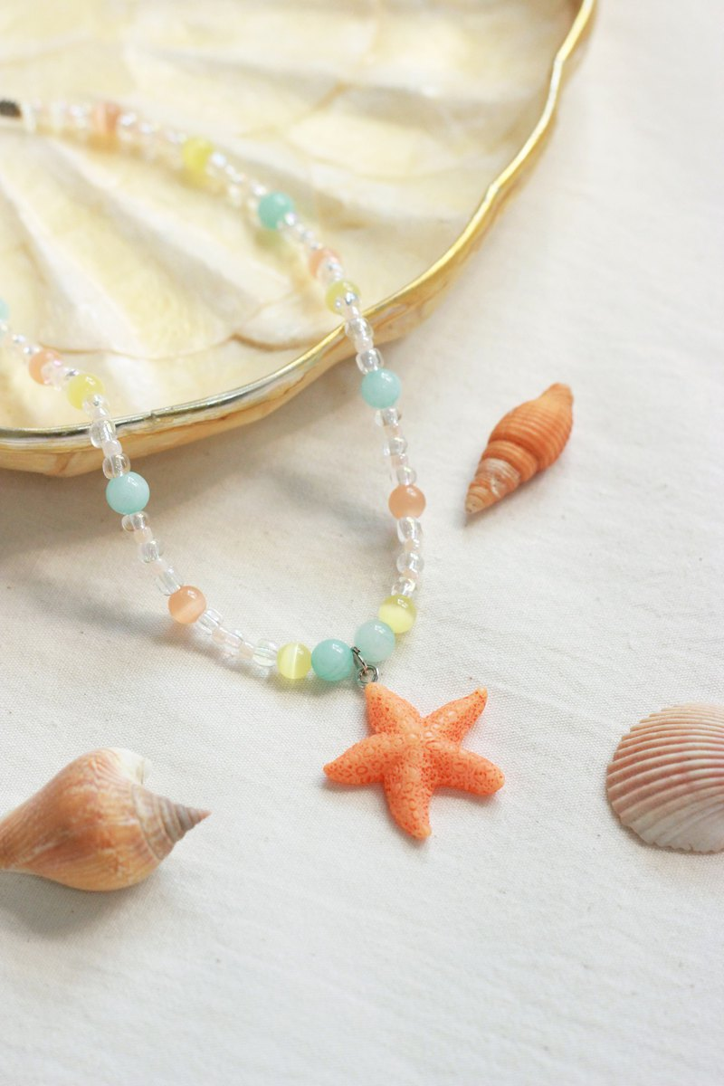 Starfish chocker