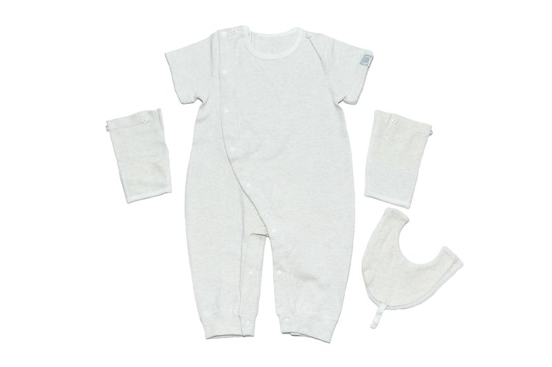 The Transformer (5-in-1 Newborn Baby Top All in One)