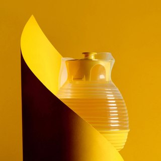 France Classical Aesthetics Kettle (Yellow / Jaune color) Original series