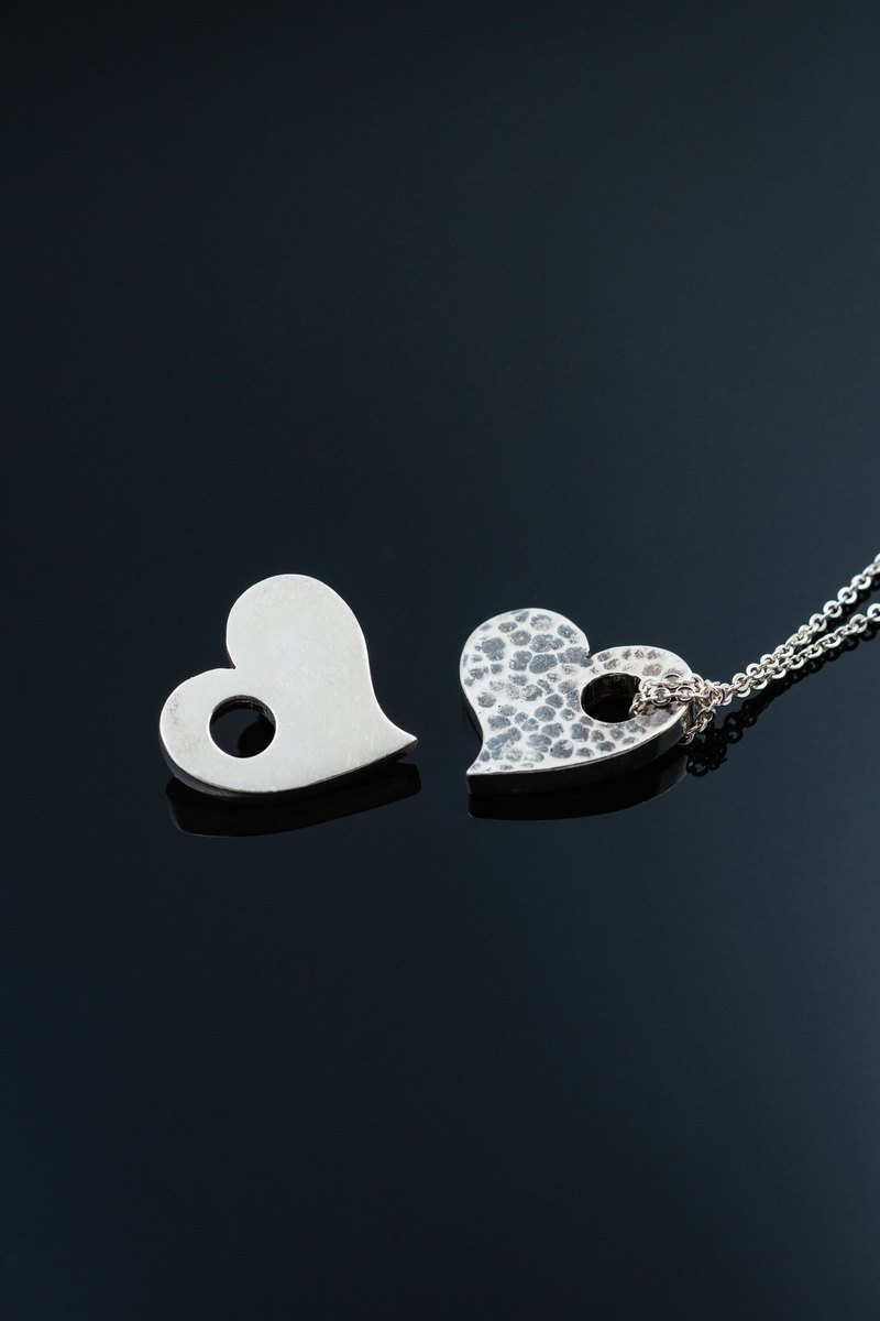 - Heart Pendant - Pendent Pendent / Necklace Necklace