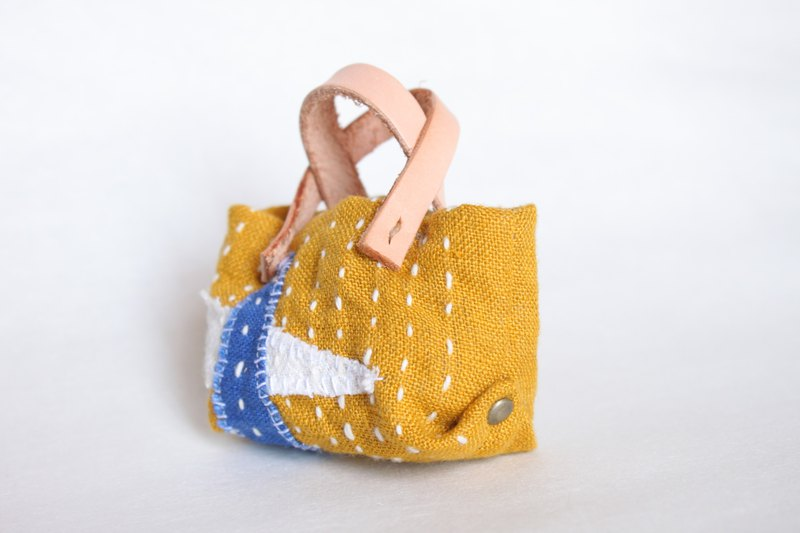 mini collage bag