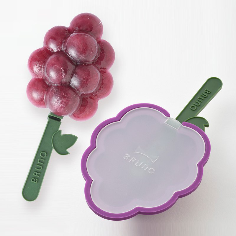 Japan BRUNO Dream Popsicle Mold (Grape)