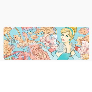 InfoThink Disney Princess Series Flowerbed Mouse Mat - Cinderella Cinderella