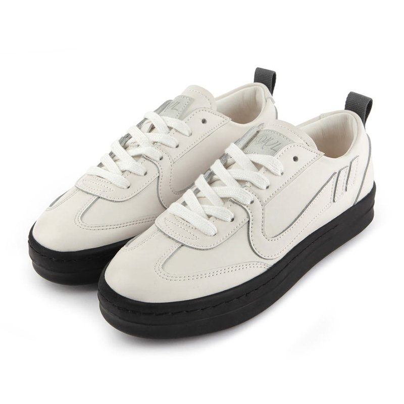 Jdaul Handmade in Korea/ CONNIE PLAIN Sneakers GUM BLACK