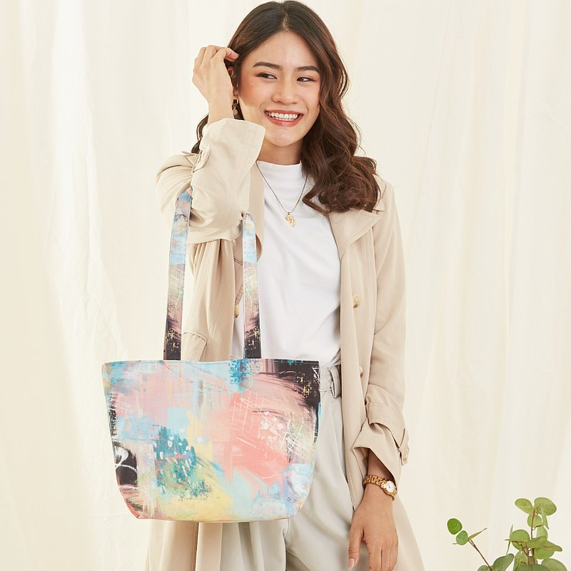 Canvas Tote Bag (Fairy)
