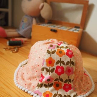 Handmade reversible Hat
