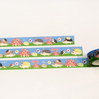 <Hedgie's happy trip> Masking tape