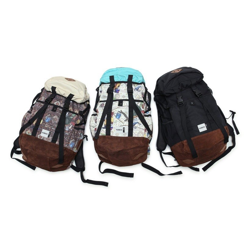 Filter017 x F5S Collection Outdoor Backpack / 聯名戶外後背包