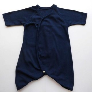 Re-exhibition · For newborns · Organic cotton · Uniform underwear · Indigo dye · 50 sizes