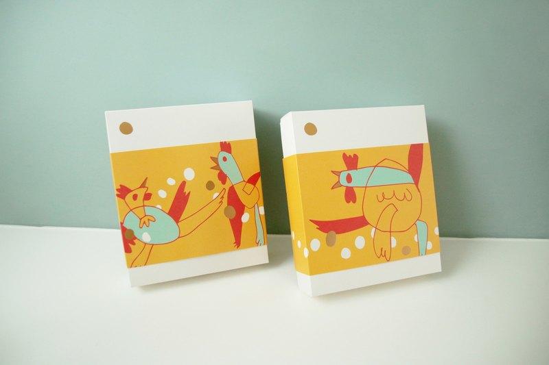 金雞禮盒 / 黃金龍眼乾 清邁龍眼蜜 / 經典款