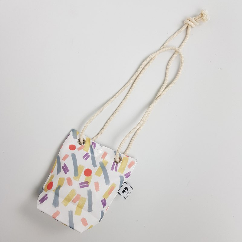 HALF MINI 2 WAYS BAG - 01