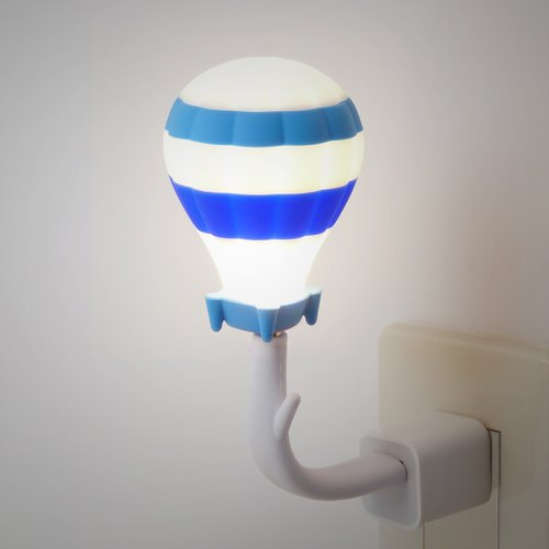 Vacii DeLight hot air balloon USB situations lamp / night light / bedside lamp - soar