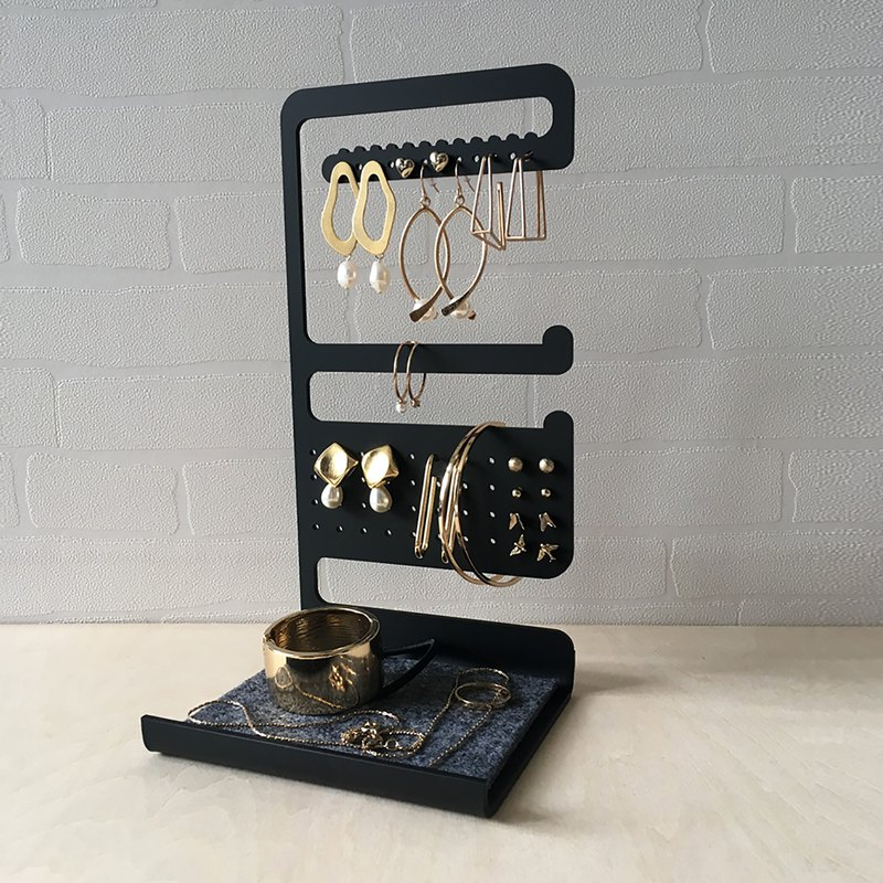Jewelry Organizer, Four Seasons Collection - Winter Style