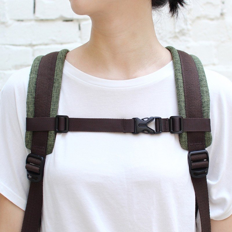 Chest buckle(Fit for every backpack) _108004