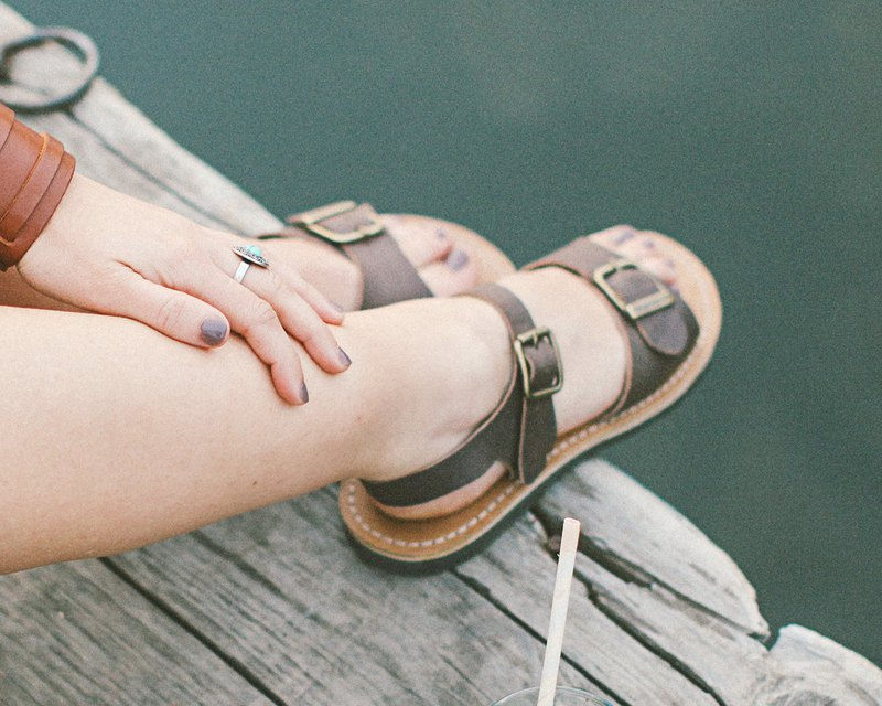 Sandals, Flip-Flops, Leather Flats, Strappy Sandals, Casual Sandals, Flat Sandal