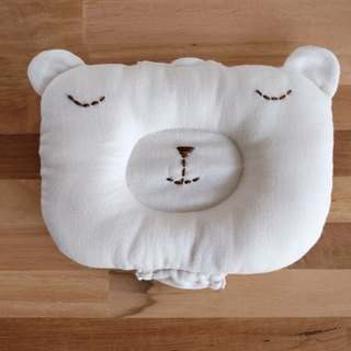 Mi Yue Li - Sleeping Bear Baby Pillow - Nursing Pillow