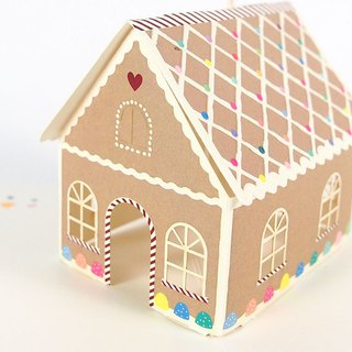 Christmas Candy House [Up With Paper Luxe]