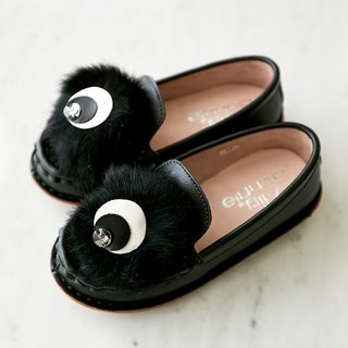 Mao Mao ball loafers - fashion black