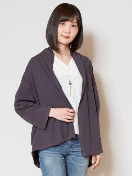 Summery HAORI Cotton Cardigan